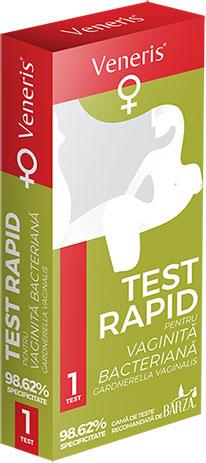 Cutie Test Veneris rapid pentru vaginita bacteriana