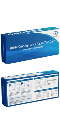 test rapid antigen covid-19 saliva